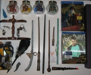 My wand collection