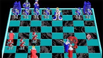 ComputerGame-BattleChess