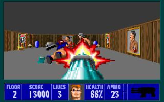 ComputerGame-Wolfenstein