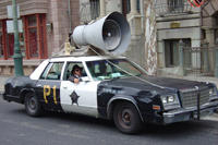 Car-Bluesmobile
