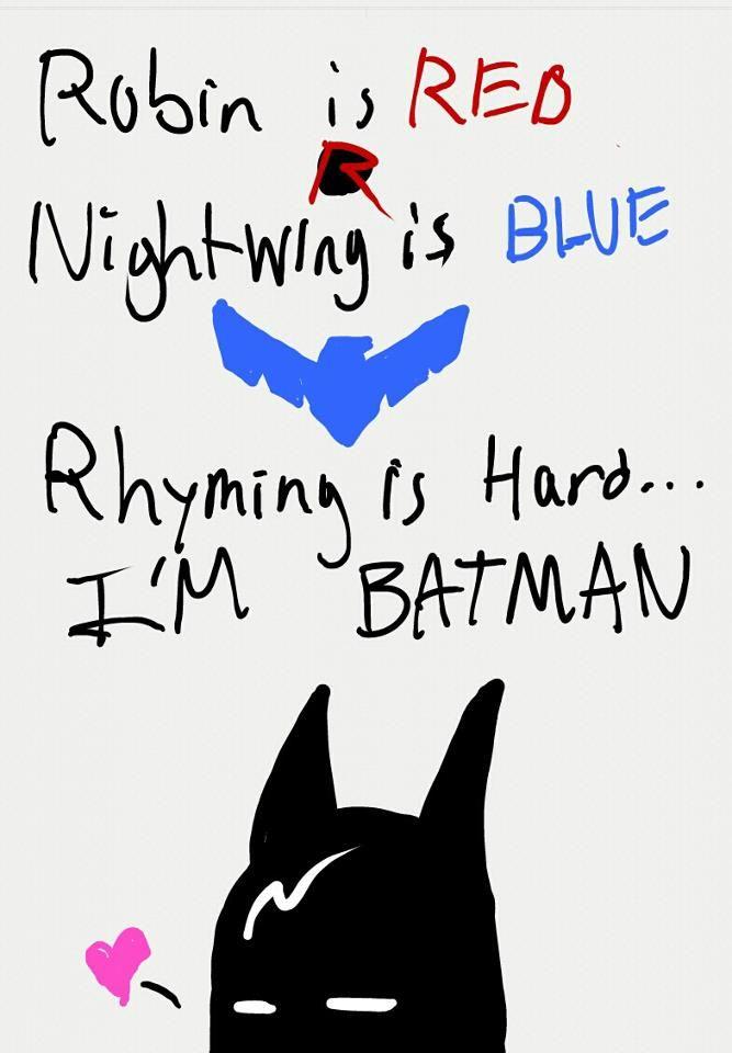 BatmanValentine